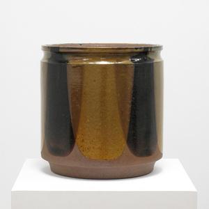 'Flame' Glaze Design Ceramic Planter