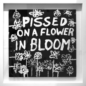 Pissed Flower