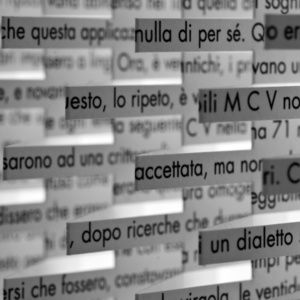 La Biblioteca di Babele. Senza titolo.