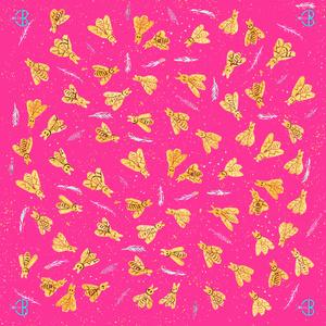 Silk wishes - rose