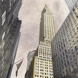 Chrysler Building and Flag, AP 1