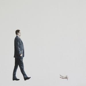 "Still Life Series ""Abandoned Bunny"""