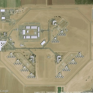 Facility 183 (from the series Prison Map)