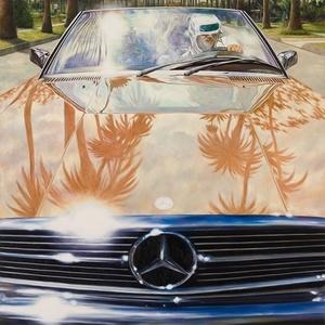 1974 Mercedes-Benz 450 SL (Annie Hall)