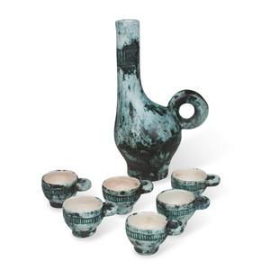 Ceramic Tea or Sake Set