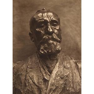 Rodin's Puvis de Chavannes