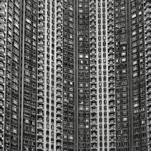 One Thousand Flats, Hong Kong - 2013