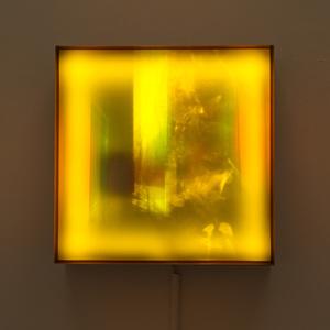 Submerged No. 12, Yellow with Orange