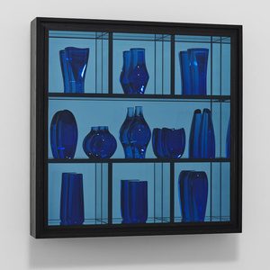 Blue Prism Painting III