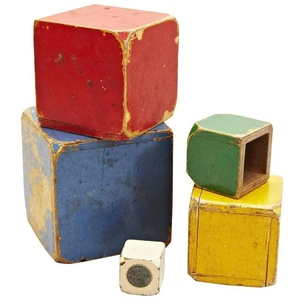 Set of Toy Cubes