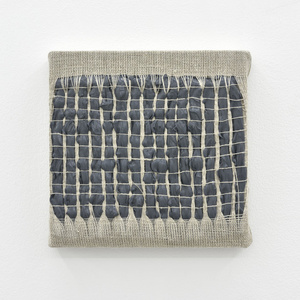 Weaving Density Study, Stage #3 (Gray)