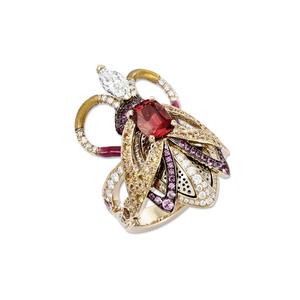 Scarabée Ring