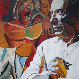 Masterpiece Portraiture Series : Picasso