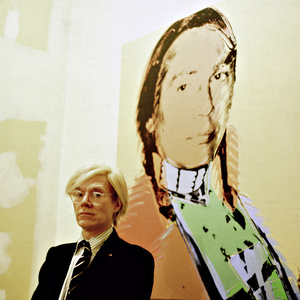 Andy Warhol , La Factory New York 1977