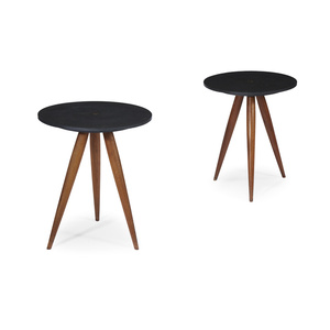 Pair of Side Tables, New Hope, Pennsylvania