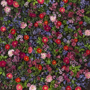 Floral Fabric No.6