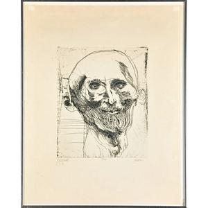 GERICAULT (Homeage to French painter Jean-Louis André Théodore Géricault)