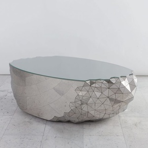 STELLAR Oval Low Table