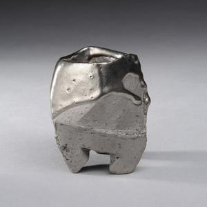 Sake Cup Silver