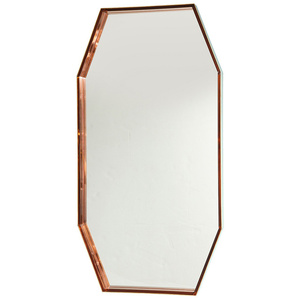 Octagonal wall mirror #2355