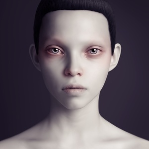 Katya's Tears 2, from the Tears series