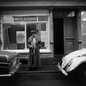 Joseph Beuys, Duesseldorf 1972