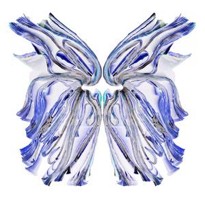 Blue Butterfly, Ed. 1/5