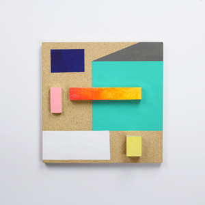 Untitled (Abstract Composition 1)