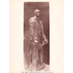 Rodin's Un des Bourgeois de Calais