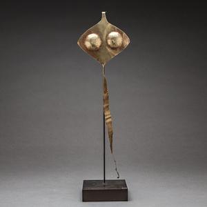 Bactria-Margiana Stylized Gold Snake