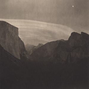 Yosemite #5, From the series 'Silents Respiration of Forests'