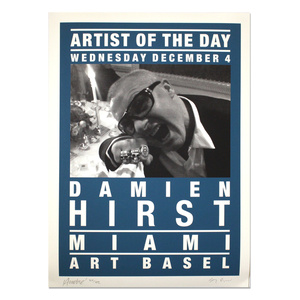 Artist Of The Day: Damien Hirst
