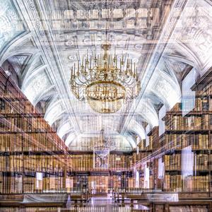 Biblioteca di Brera (Milan, Italy)