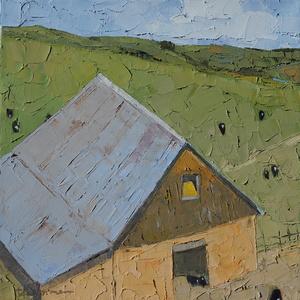 AV: Barn From Above