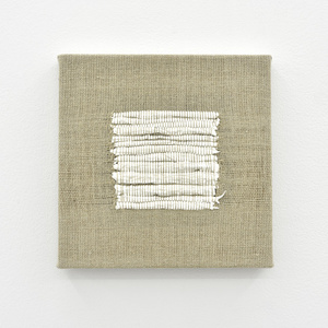 Composition for Woven Square Solid (White)