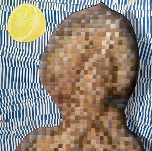 Hard Feelings #4 (Lemon Sun, Censored Sphinx)