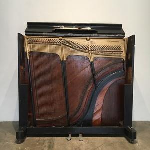 empty piano