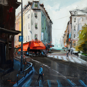 Straben von Paris