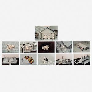 KZL LEGO (portfolio of eleven works)