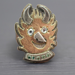 Fire Devil Ring