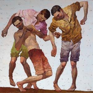 Dancing Men No. 5
