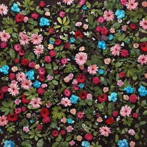 Floral Fabric No.5