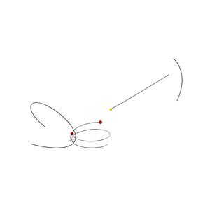 Líneas de gravedad #1