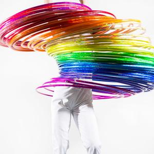Rainbow Hula
