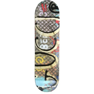 Guwop David Weeks NYC Printed Deck