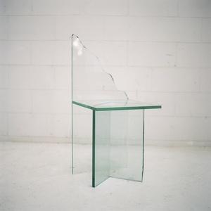 Mirage Glass Chair 3