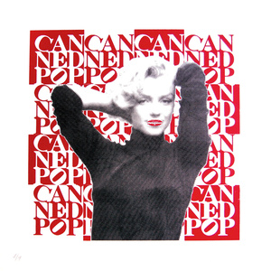Marilyn Canned Red Pop