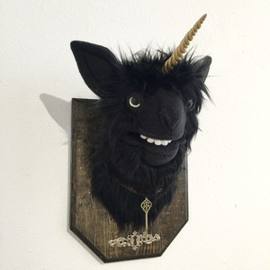 Midnight Guardian Yeticorn