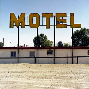 Deser-Est Motel, Ely, NV