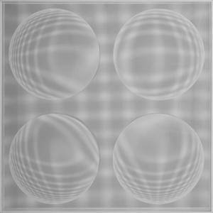 4 Esferas Expansivas (Blanco)